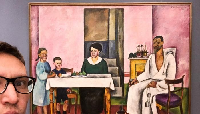 Третьяковская галерея будет открыта для бесплатного посещения 16 апреля