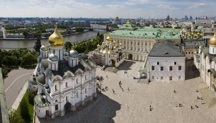 Вход в музеи Кремля 18 апреля бесплатный