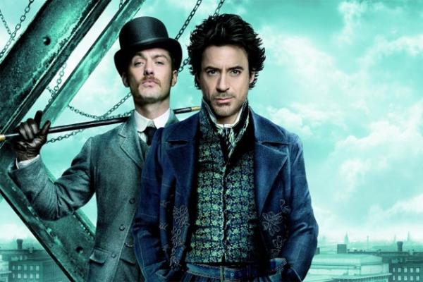 Третий «Шерлок Холмс» сРобертом Дауни младшим выйдет в 2020г