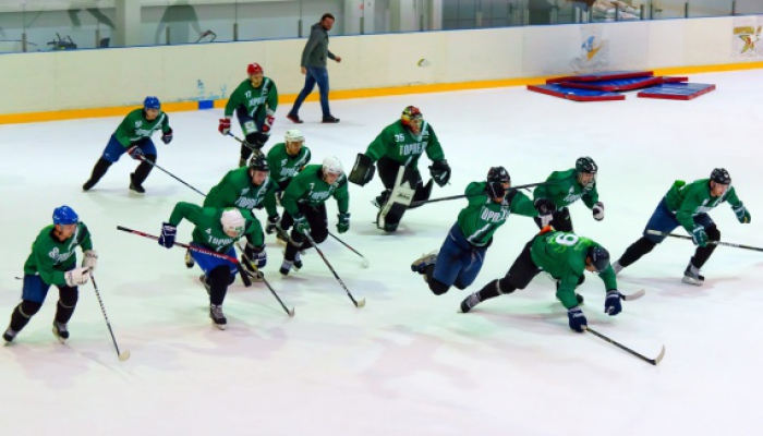 Любительская Хоккейная Лига ЛХЛ-77: Итоги первого игрового месяца