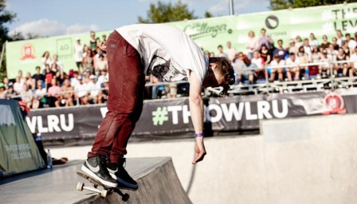 В парке «Садовники» пройдет фестиваль скейтбординга «The Bowl 3»