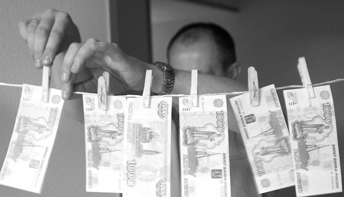 В Москве стали реже подделывать деньги