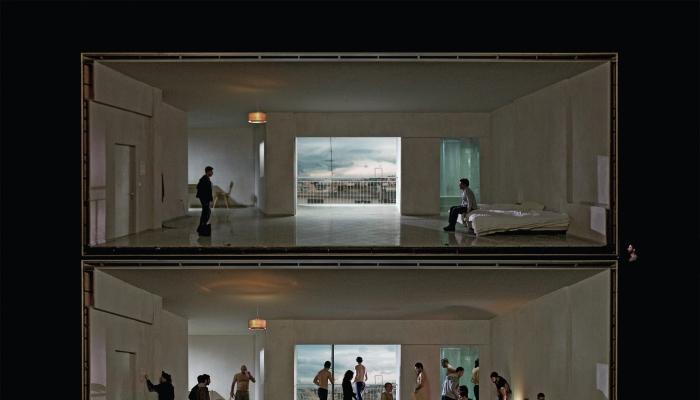 Фестиваль современного искусства «Территория» пройдет с 12 по 25 октября