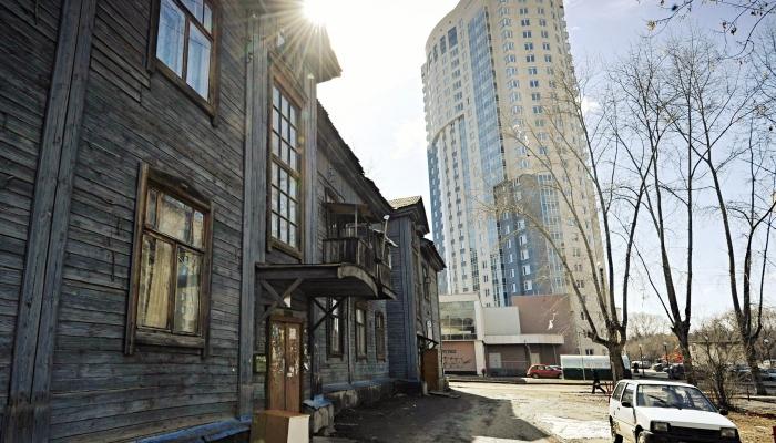 Кварталы для расселения пятиэтажек объявят 10 мая