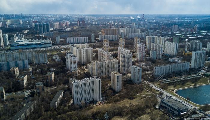 Какое жильё построят на месте планируемых к сносу пятиэтажек