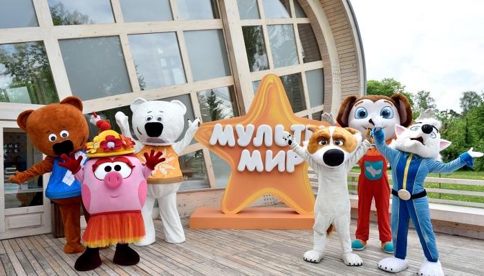 На ВДНХ пройдет детский фестиваль «Мультимир»
