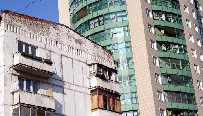 «Инком-недвижимость»: спрос на аренду квартир в пятиэтажках упал вдвое