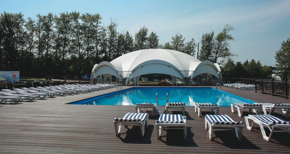 Открытый бассейн москва клуб фитнес клуб с бассейном москва свао