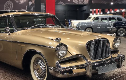 Studebaker Golden Hawk.HEIC
