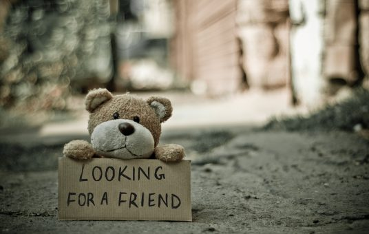 cuddly-toy-handwriting-lonely-165263