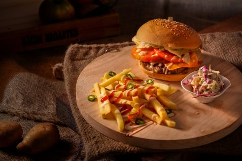 tomato-burger-and-fried-fries-1600727